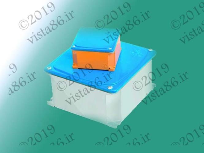 جعبه تقسیم آلومینیومی ژوبین،جعبه تقسیم واترپروف ip67،تست ریپورت آی پی ، تست ریپورت، ip67،junction box،